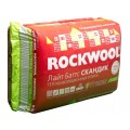Изоляция Rockwool Лайт Баттс Скандик 800х600х100 мм 2.88 кв.м 6 шт