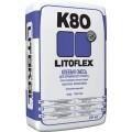 Клей плиточный Литокол К80 25 кг