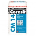 Клей плиточный Церезит СМ 14 25 кг