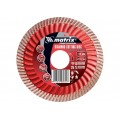 Диск алмазный отрезной Turbo Extra, 125 х 22,2 мм, сухая резка MATRIX Professional
